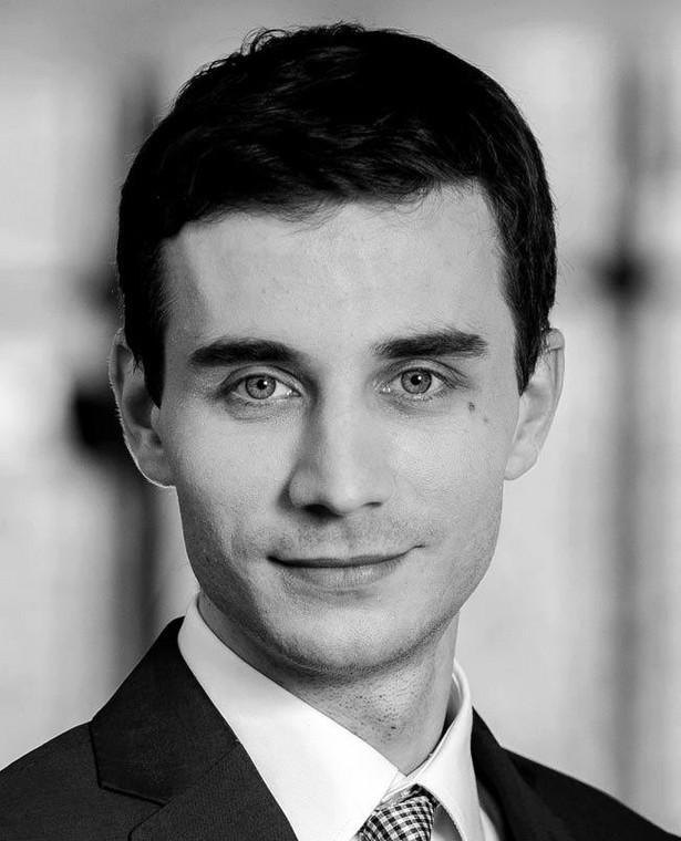 Jakub Wirski doradca podatkowy w kancelarii Wilk Latkowski Doradcy Podatkowi i Radcowie Prawni