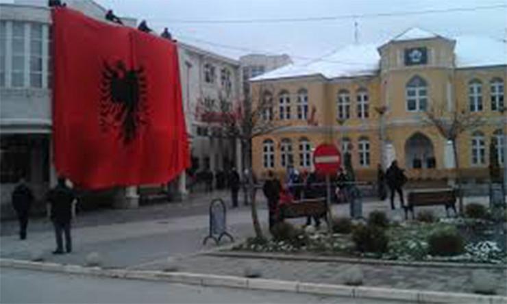 Presevo 1 Dan zastave Foto Buajovacke
