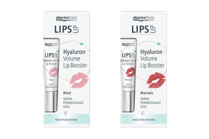 Lips UP Hyaluron Volume Lip Booster Rose i Marsala
