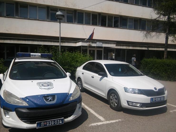 NOVIPAZAR01 Policijska uprava Novi Pazar foto N Kočović