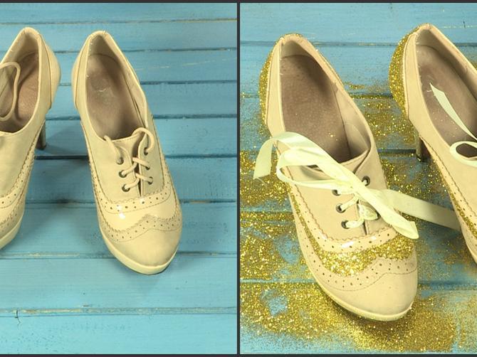 Trik koji štedi MNOGO NOVCA: Stare cipele za tren pretvorite u NOVE!