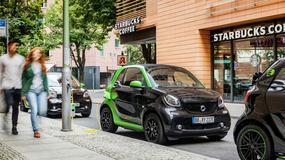 Smart stawia na elektryczny napęd