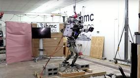 Robot Atlas staje się coraz sprawniejszy