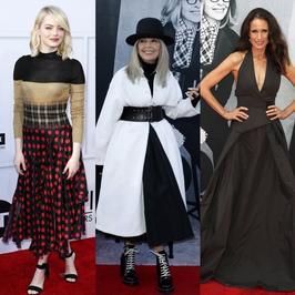 Gwiazdy światowego kina oddały hołd Diane Keaton