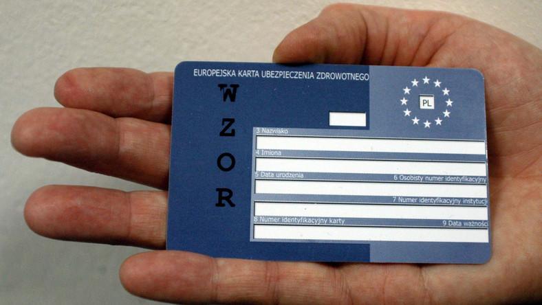 Karta Ubezpieczenia Europa.Ministerstwo Cyfryzacji Karta Ekuz Dostepna Przez Internet Wiadomosci