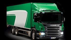 Scania P EEV: ekologiczna dystrybucja