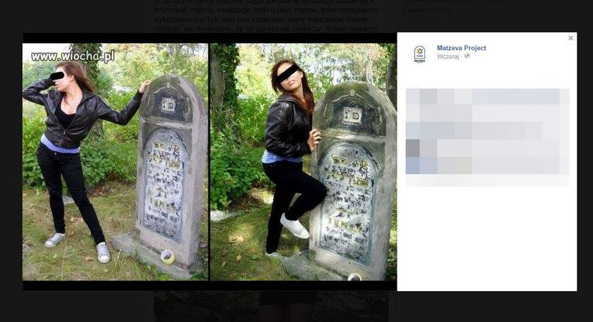 Skandal na żydowskim cmentarzu w Kaliszu