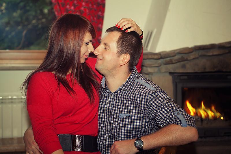 Całowanie chrześcijańskich randek