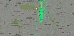 Tajemnicze loty nad Warszawą. Mieszkańcy zaniepokojeni