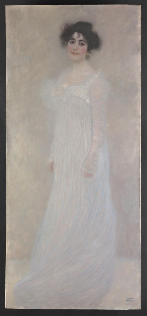Serena Lederer, 1899.