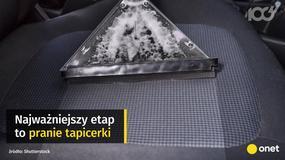 Jak usunąć z auta smród po papierosach?