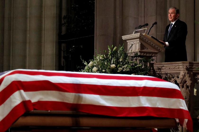 Pogrzeb Prezydenta USA