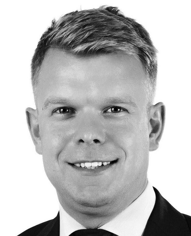 Jakub Makarewicz, projekt manager w Euro-Funding