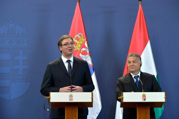 Vučić i Orban