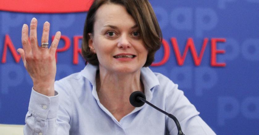 Jadwiga Emilewicz mówi o obniżce CIT-u dla polskich firm
