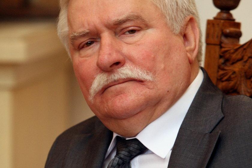 Wałęsa zmienił zdanie
