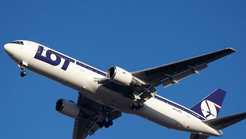 Boeing 767 PLL LOT