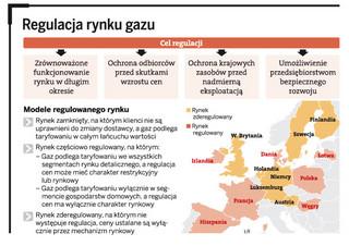 Konkurencja zamiast regulacji. To szansa dla polskiego rynku gazu