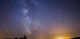 Orionidy 2019. W najbliższe noce popatrz w niebo. Niesamowity spektakl!