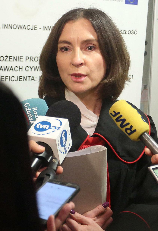 Prokurator Monika Oriol-Signerska