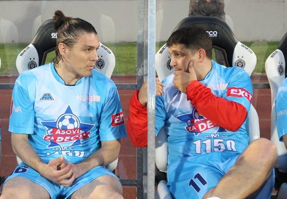 Nenad Kovačević i Perica Ognjenović
