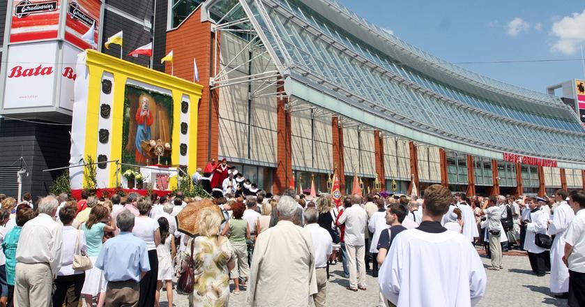 Centrum handlowe Echo w Kielcach. Spółka EPP brała udział w największej inwestycyjnej transakcji na rynku handlowym w 2016 r.