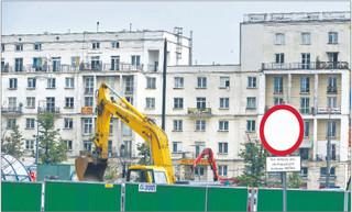 Rynek nieruchomości w Warszawie: Trudno sprzedać lokum w centrum