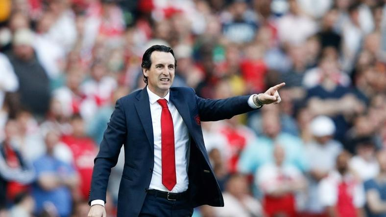Defensive woes - Arsenal manager Unai Emery