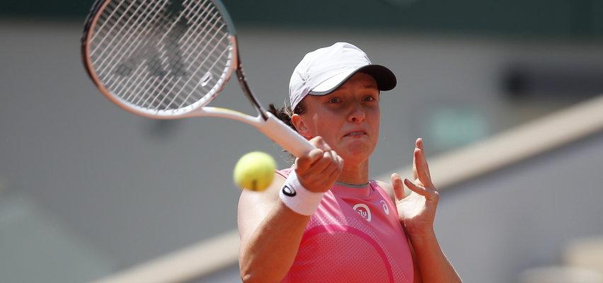 French Open. Iga Świątek nie obroni tytułu! Znakomity występ Sakari