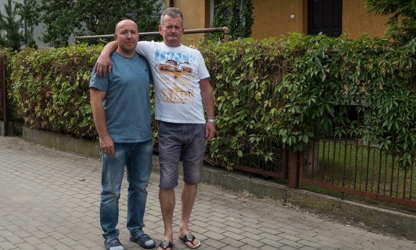 Nauczyciel z Rawy Mazowieckiej uratował dwie osoby. Mówi: – Nie bójcie się pomagać