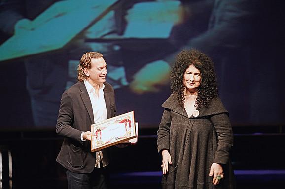 Jedan od dobitnika godišnjih priznanja Narodnog pozorišta je i Konstantin Kostjukov
