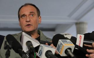 Paweł Kukiz chce wprowadzenia alkomatu przy mównicy sejmowej