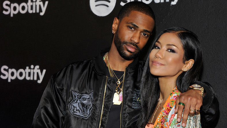 It looks like Big Sean and Jhene Aiko's on and off relationship might be back on the front burner as the two have been spotted together again. [Complex]