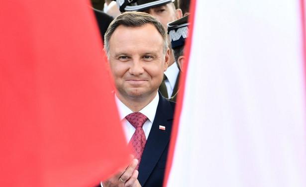 Andrzej Duda zawetował w czwartek nowelę ordynacji do PE