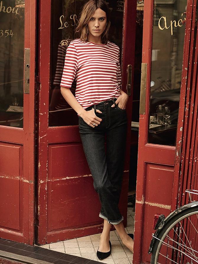 Krop pantalone su samo za blogerke. Ma ne, ako su uske nosite ih kao i klasične 7/8, kao Aleksa