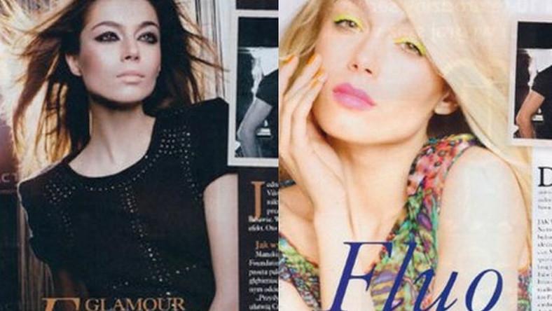 Nowe wcielenie Top Model. Papierska blondynką!