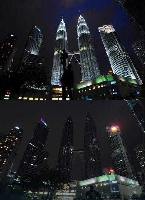 Glavni grad Malezije Kuala Lumpur