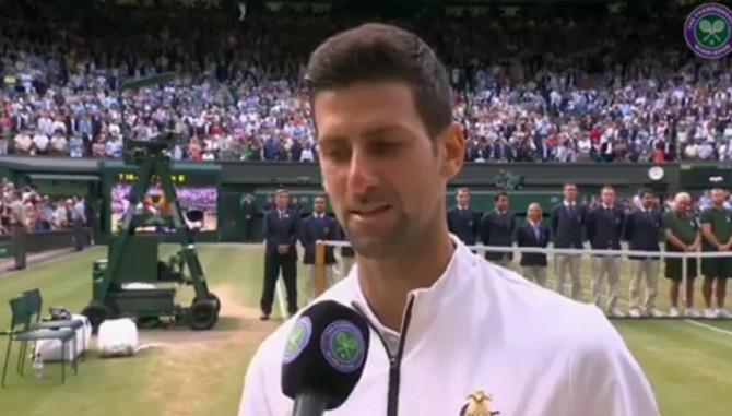 Novak Đoković!