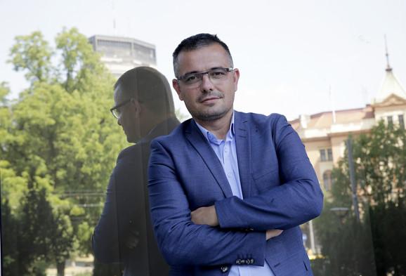 Branislav Nedimović, ministar poljoprivrede