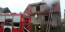 Tragiczny pożar w Miastku. Nie żyją dwie osoby