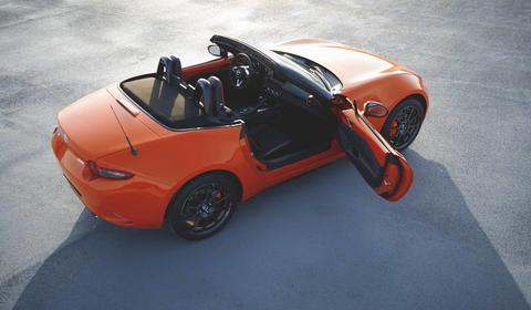 Mazda MX-5 30th Anniversary Edition trafi do Polski