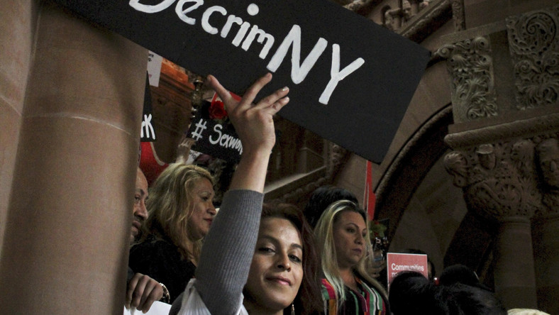 Bills to decriminalize prostitution are introduced, is New York ready?