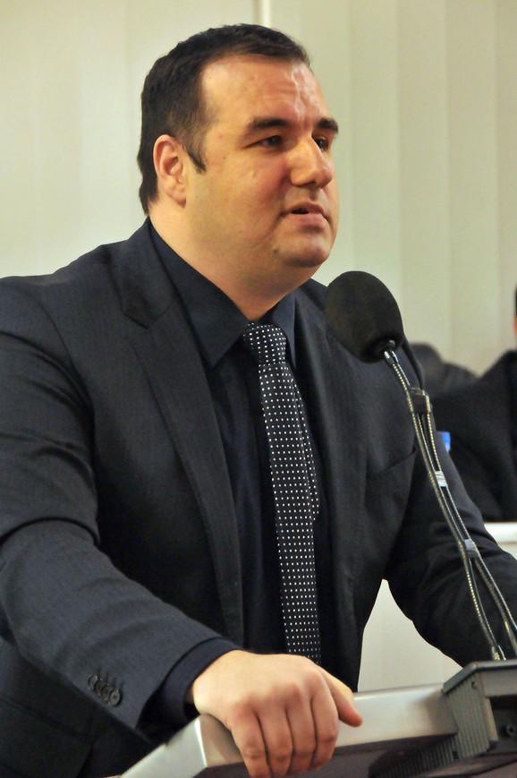 Nenad Stanković, zamenik predsednika Skupštine