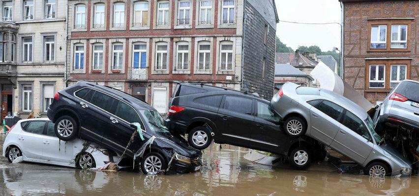 Tragiczna sytuacja w Niemczech. Kilkadziesiąt ofiar powodzi