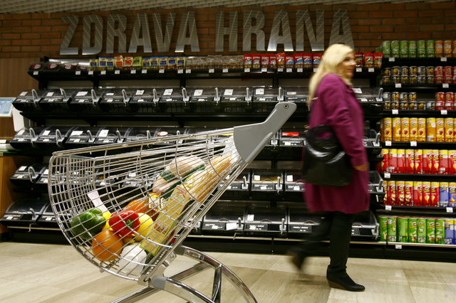 zdrava hrana, prodavnica