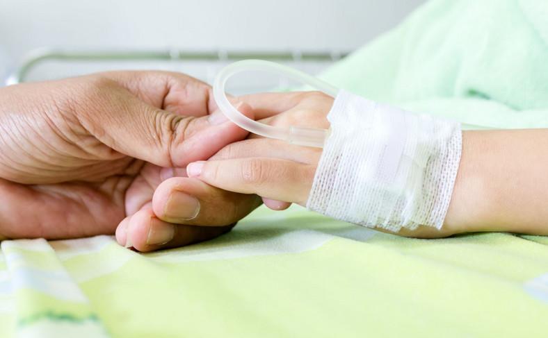 Rodzice nie zapłacą za łóżko szpitalne