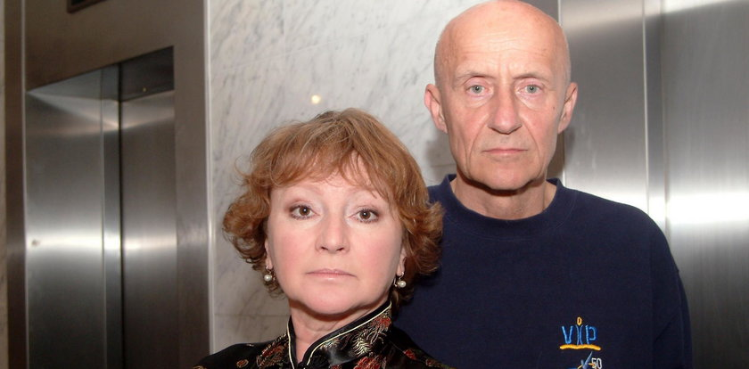 Miłośćw cieniu skandalu. Małgorzata Niemirska i Marek Walczewski kochali się mimo odrzucenia