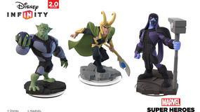 Disney Infinity 2.0: Marvel Super Heroes - kolejne podejście Disneya do naszych portfeli...