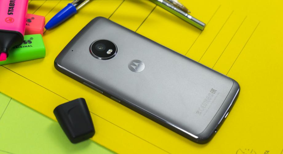 Lenovo Moto G5 Plus im Test: tolle Qualität & guter Preis