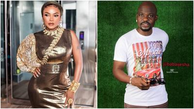 Iyabo Ojo speaks after herbalist grants interview calling her a prostitute for dragging Baba Ijesha